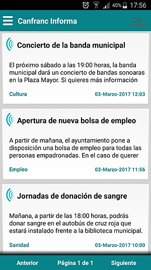APP Canfranc Informa