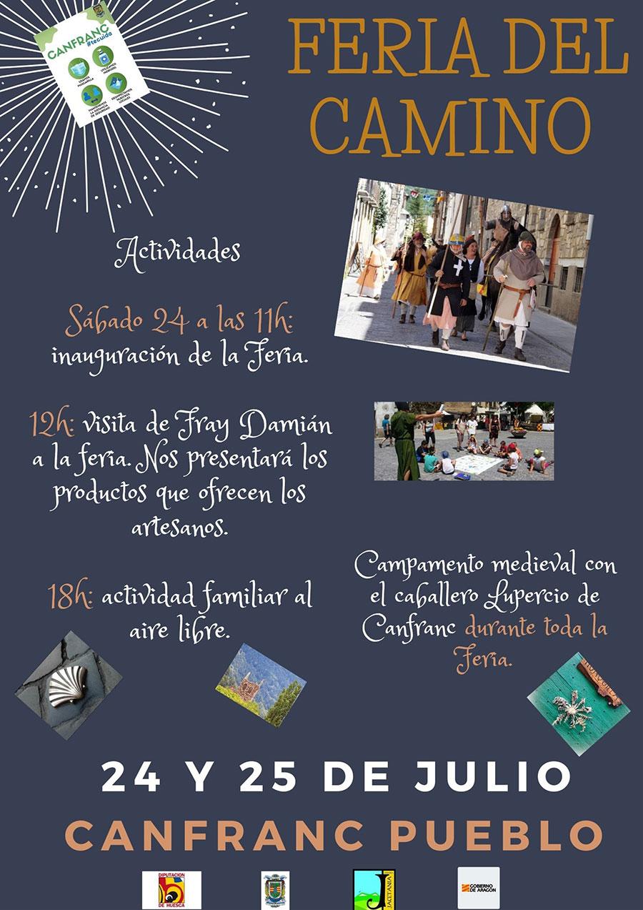 Feria del Camino de Santiago