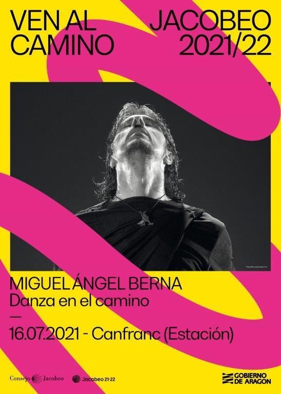 """Con Miguel Ángel Berna, dentro del programa """"Ven al Camino Jacobeo 2021/22"""""""