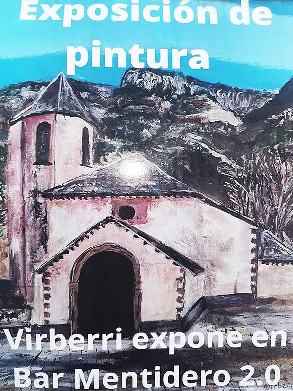 Exposición de pintura de Virberri