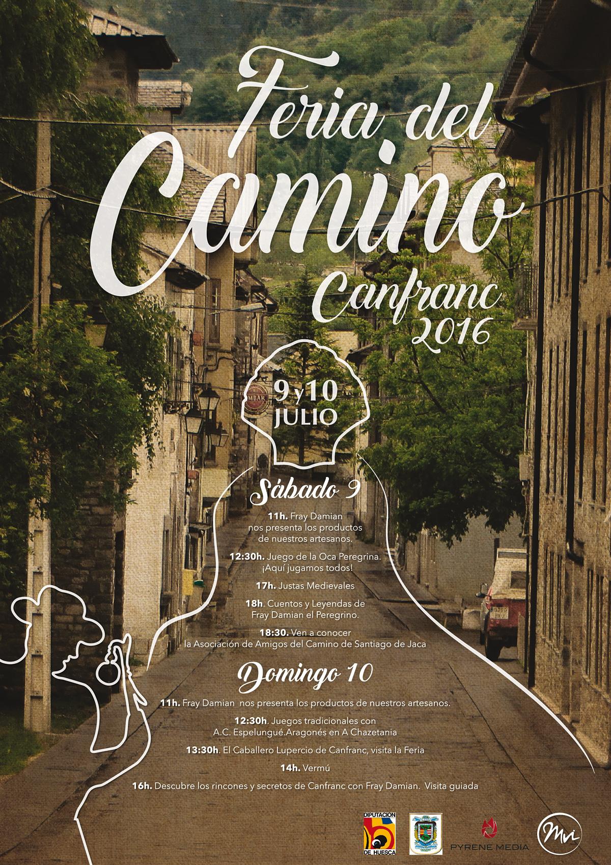 Feria del Camino Canfranc 2016
