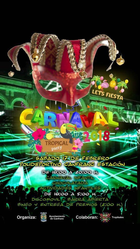 Carnaval en Canfranc - Febrero 2018