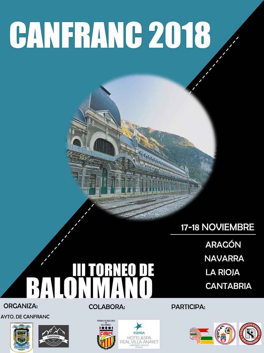 III Torneo de Balonmano Canfranc