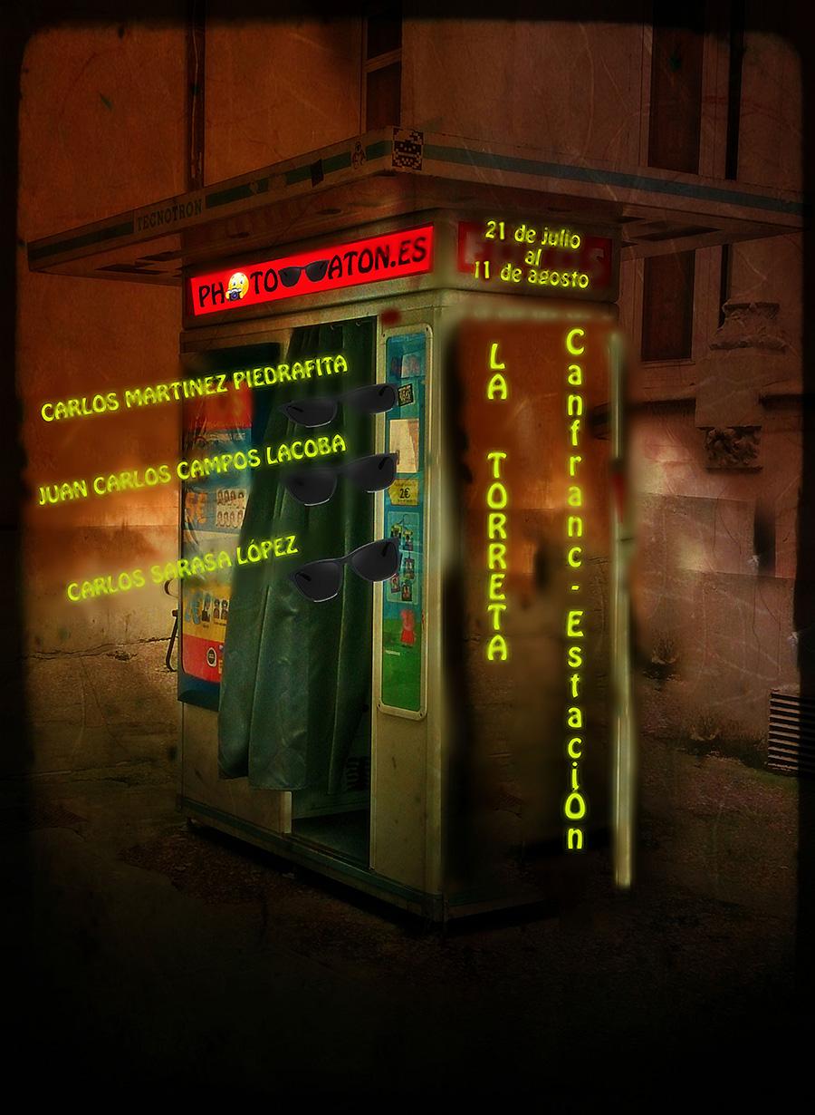 """Exposición """"Photomaton.es"""""""