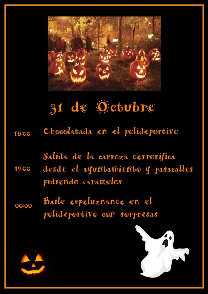Halloween en Canfranc