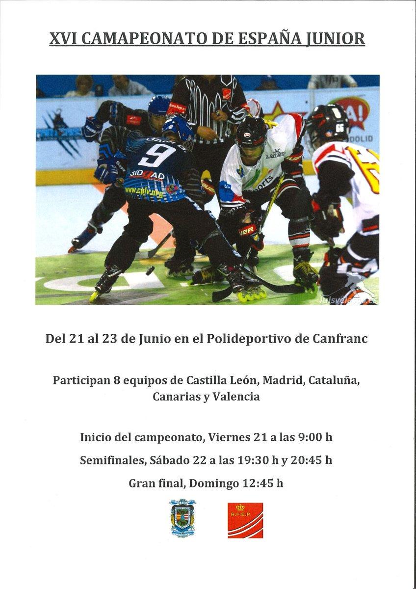 Hockey Canfranc