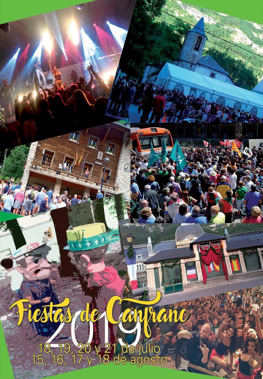 Fiestas de Canfranc 2019