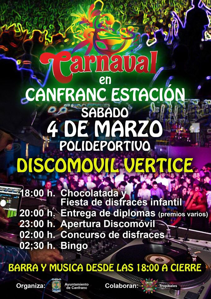 Carnaval en Canfranc 2017