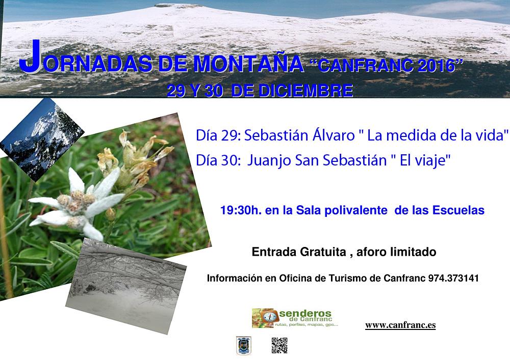 "Día 29 Sebastián Álvaro "" La medida de la vida"" Día 30 Juanjo San Sebastián "" El viaje"""