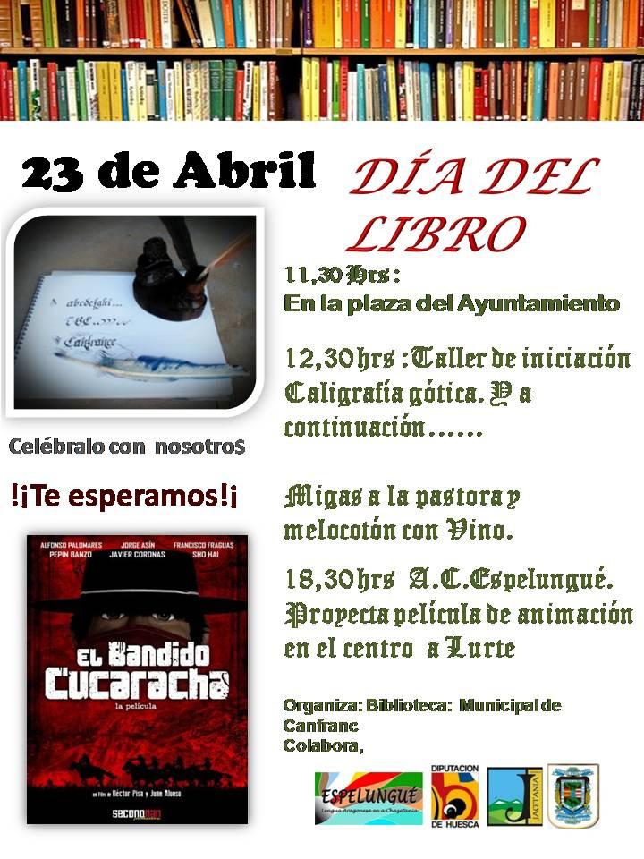 Día del Libro en Canfranc
