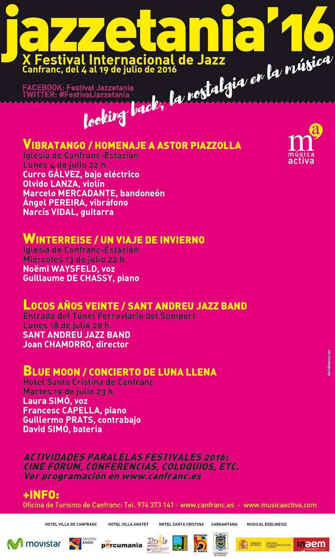 Jazzetania 2016