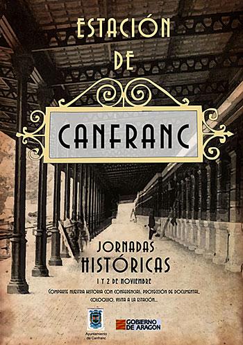 Jornadas históricas de la Estación de Canfranc