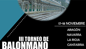 III Torneo de Balonmano Canfranc